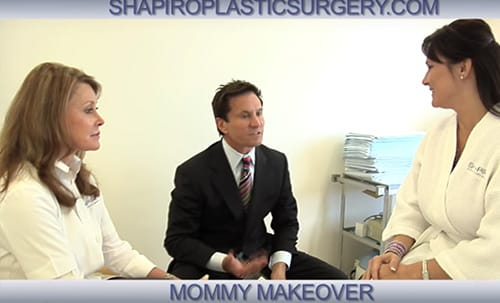 Mommy Makeover, Shapiro Plastic Surgery