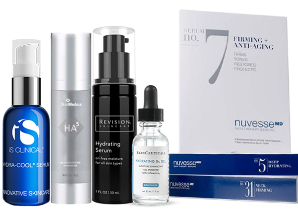 Dr. Shapiro's Skin Klinic offers a variety of different Hyaluronic Acid options